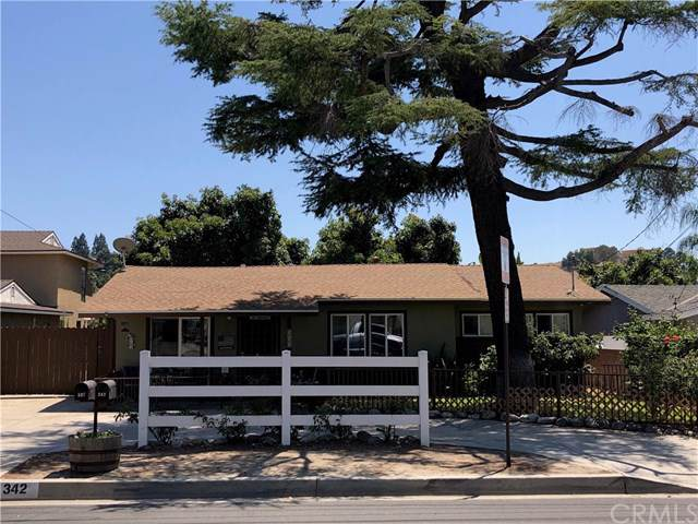 342 W Allen Avenue, San Dimas, CA 91773 (#CV19200288) :: Rogers Realty Group/Berkshire Hathaway HomeServices California Properties