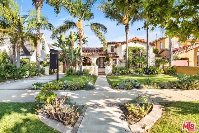 10462 Tennessee Avenue, Los Angeles (City), CA 90064 (#19501908) :: Allison James Estates and Homes