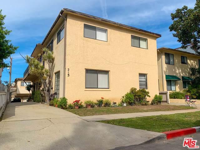 215 Concord Street, El Segundo, CA 90245 (#19502314) :: The Miller Group