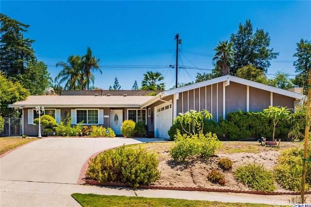 11710 Odessa Avenue, Granada Hills, CA 91344 (#319003385) :: Allison James Estates and Homes