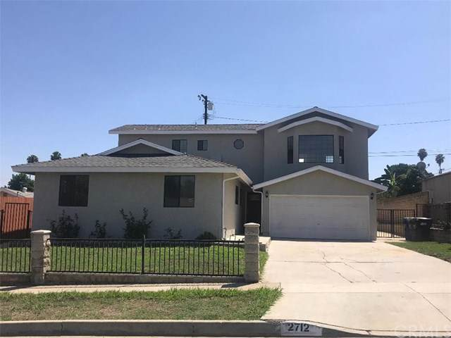 2712 Recinto Avenue, Rowland Heights, CA 91748 (#AR19199831) :: The Laffins Real Estate Team