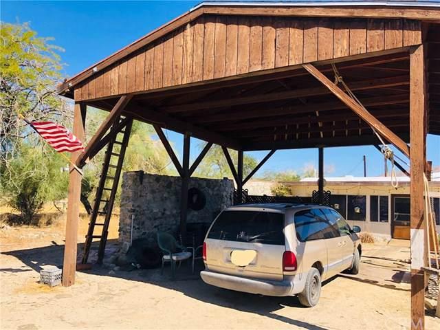 22400 Henry Road, Desert Hot Springs, CA 92241 (#JT19200456) :: Allison James Estates and Homes