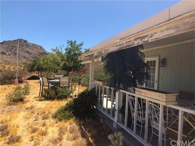 61446 Calle Los Amigos, Joshua Tree, CA 92252 (#JT19200303) :: The Laffins Real Estate Team