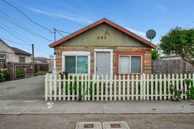 380 Williams Road, Salinas, CA 93905 (#ML81765443) :: Berkshire Hathaway Home Services California Properties
