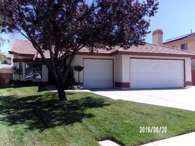 3112 Pearlwood Drive, Lancaster, CA 93536 (#SR19200483) :: Faye Bashar & Associates
