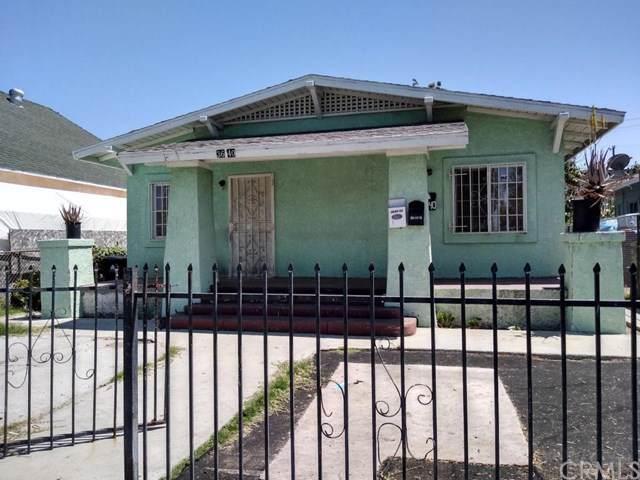 3640 Adair Street, Los Angeles (City), CA 90011 (#PW19200514) :: The Laffins Real Estate Team