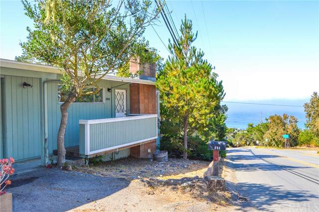 898 Ardath Drive, Cambria, CA 93428 (#SC19199797) :: Doherty Real Estate Group