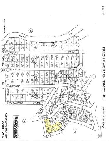 3 South End, Frazier Park, CA 93225 (#SR19196155) :: Fred Sed Group