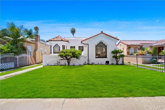 3031 9th Avenue, Los Angeles (City), CA 90018 (#RS19200513) :: RE/MAX Masters