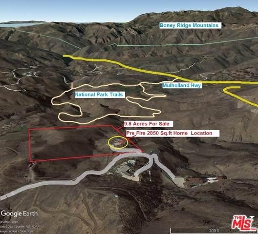 33303 Hassted Drive, Malibu, CA 90265 (#19502360) :: Millman Team