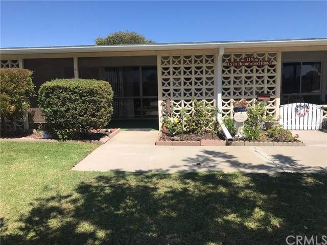 1570 Homewood Road 115E, Seal Beach, CA 90740 (MLS #PW19200625) :: Desert Area Homes For Sale