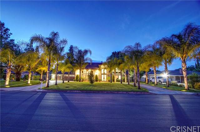 17233 Rayen Street, Northridge, CA 91325 (#SR19200646) :: The Brad Korb Real Estate Group
