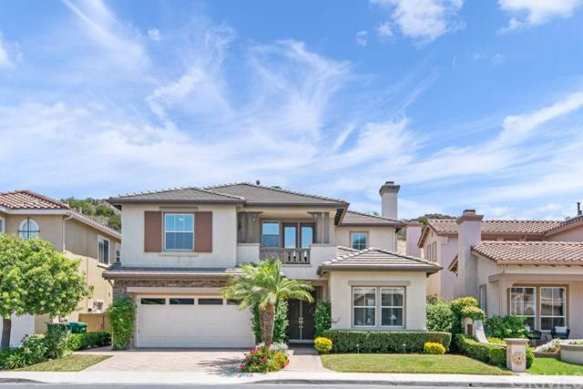 48 Rolling Ridge, Rancho Santa Margarita, CA 92688 (#OC19176100) :: Fred Sed Group