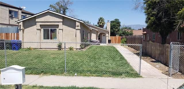 736 W 7th, San Bernardino, CA 92410 (#CV19200505) :: RE/MAX Masters