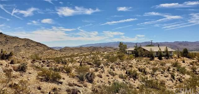 59988 Sun Mesa Drive, Yucca Valley, CA 92284 (#JT19200492) :: RE/MAX Empire Properties
