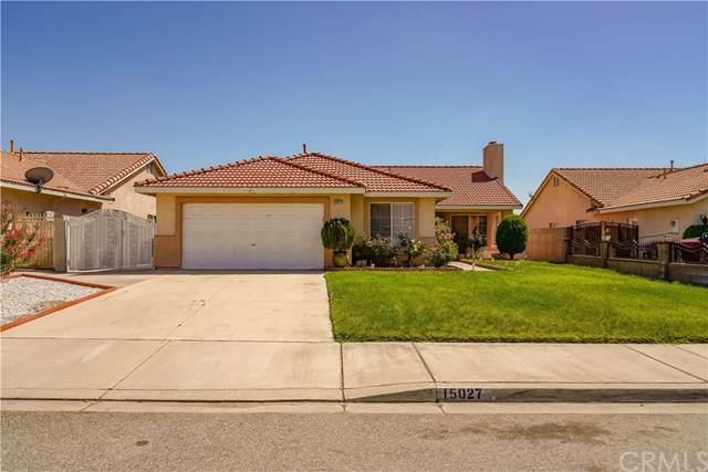 15027 Holly Drive, Fontana, CA 92335 (#CV19199614) :: Veléz & Associates