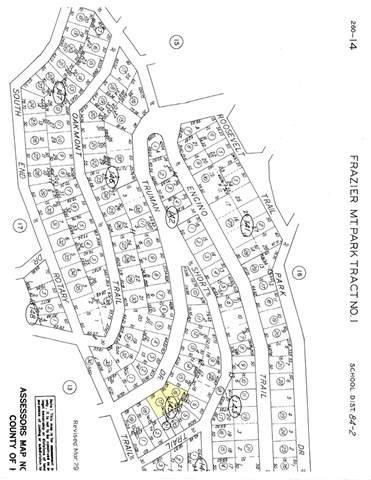 4 Truman, Frazier Park, CA 93225 (#SR19200728) :: Fred Sed Group