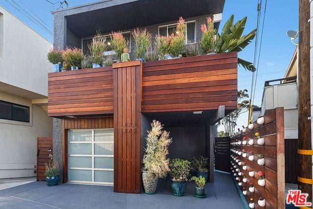 472 Rosecrans Avenue, Manhattan Beach, CA 90266 (#19502458) :: Keller Williams Realty, LA Harbor