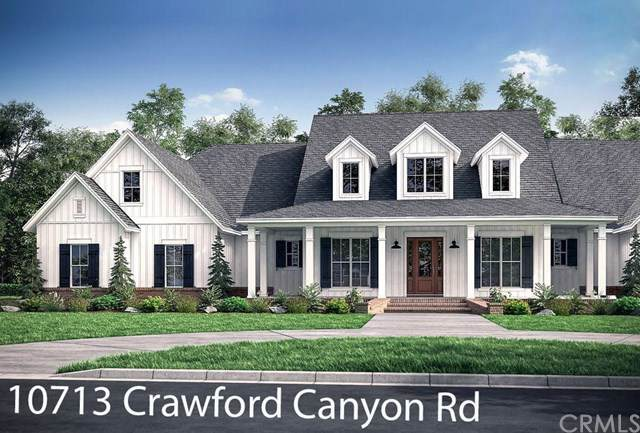 10713 Crawford Canyon Road, North Tustin, CA  (#OC19192204) :: Fred Sed Group
