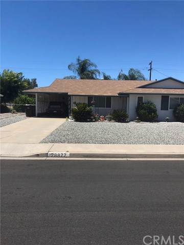 28877 Thornhill Drive, Menifee, CA 92586 (#SW19199348) :: Allison James Estates and Homes