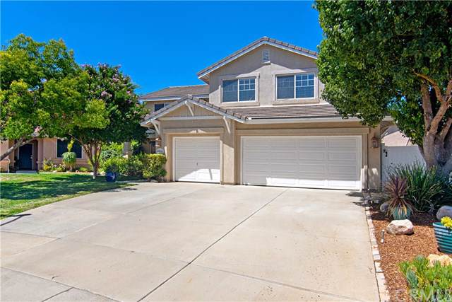 42465 Corte Cantante, Murrieta, CA 92562 (#SW19200548) :: Rogers Realty Group/Berkshire Hathaway HomeServices California Properties