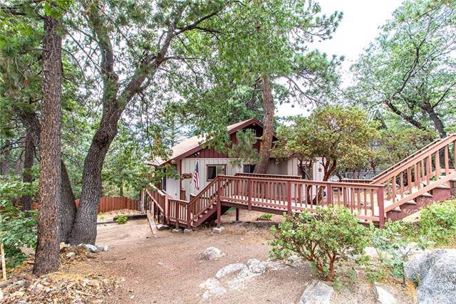 24795 Schaffer Drive, Idyllwild, CA 92549 (#SW19199215) :: Rogers Realty Group/Berkshire Hathaway HomeServices California Properties