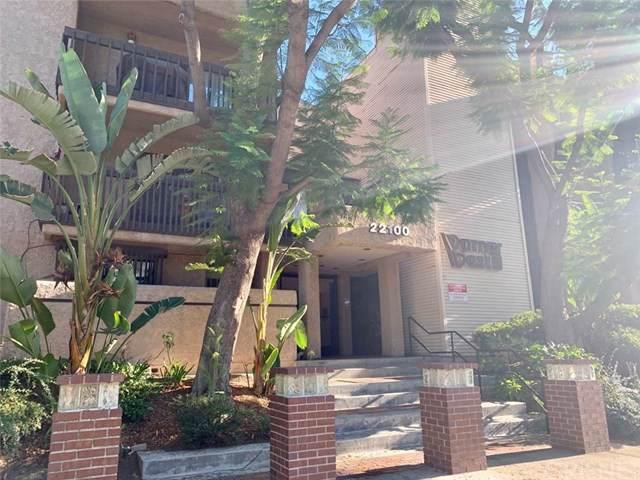 22100 Burbank Boulevard 218B, Woodland Hills, CA 91367 (#SR19200339) :: Rogers Realty Group/Berkshire Hathaway HomeServices California Properties