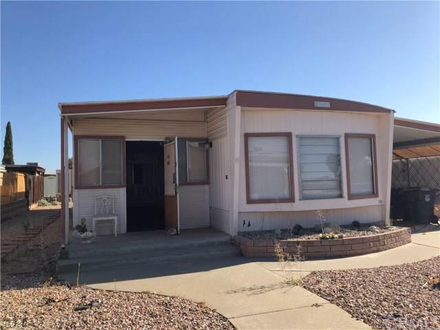 690 Santa Clara Circle, Hemet, CA 92543 (#SW19200844) :: Allison James Estates and Homes