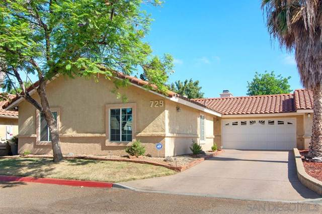 El Cajon, CA 92021 :: Rogers Realty Group/Berkshire Hathaway HomeServices California Properties