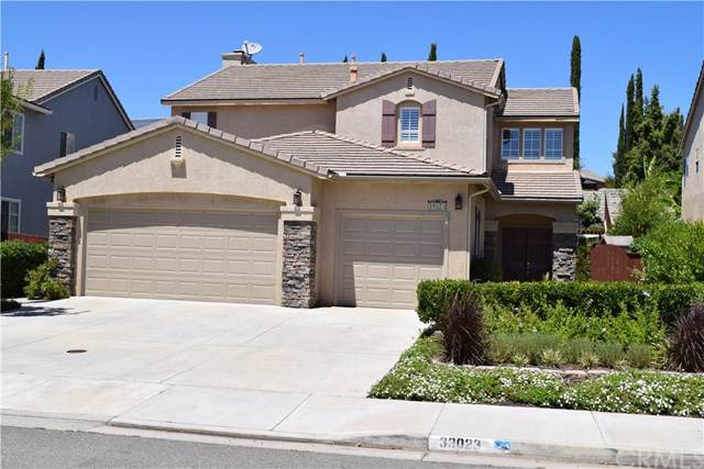 38023 Iris Way, Murrieta, CA 92563 (#OC19200835) :: Allison James Estates and Homes