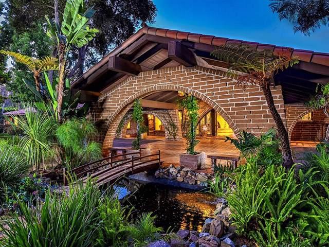 16043 Via Del Alba, Rancho Santa Fe, CA 92067 (#190046550) :: Abola Real Estate Group