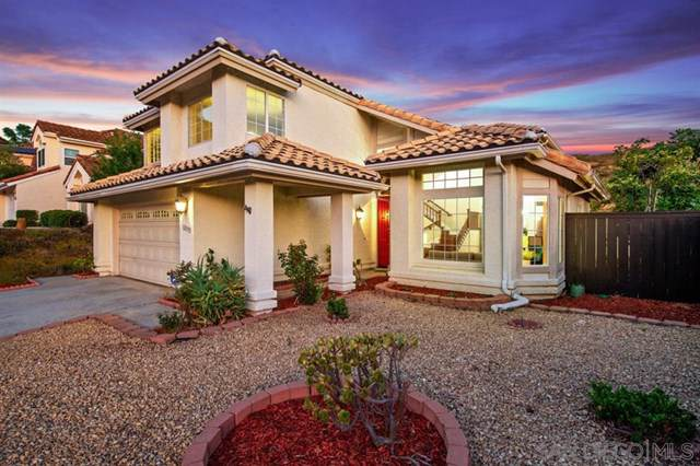13595 Quiet Hills Dr, Poway, CA 92064 (#190046609) :: The Laffins Real Estate Team