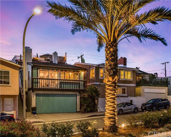 161 Herondo Street #2, Hermosa Beach, CA 90254 (#PV19200962) :: Keller Williams Realty, LA Harbor