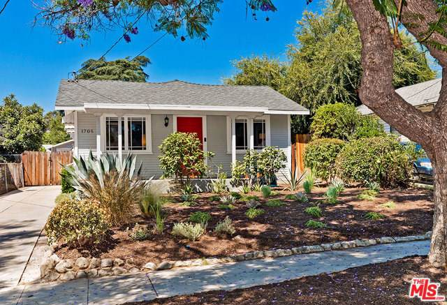 1705 Mentone Avenue, Pasadena, CA 91103 (#19501690) :: The Brad Korb Real Estate Group