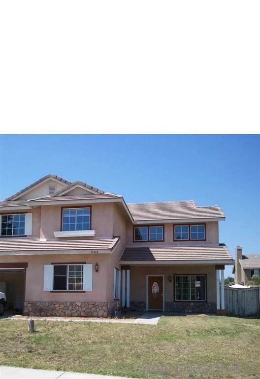 15166 Biarritz St, Lake Elsinore, CA 92530 (#190046652) :: The Laffins Real Estate Team