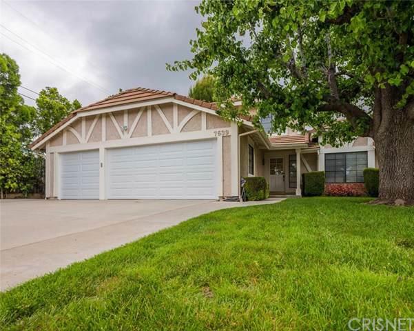 7639 Bobbyboyar Avenue, West Hills, CA 91304 (#SR19199075) :: Rogers Realty Group/Berkshire Hathaway HomeServices California Properties