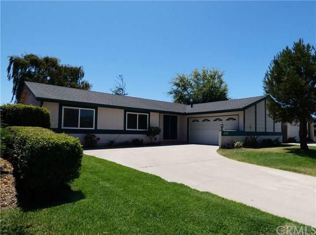 448 Mountain View Drive, Santa Maria, CA 93455 (#PI19201032) :: DSCVR Properties - Keller Williams