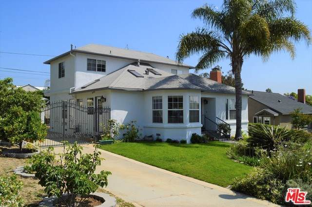 5943 W 77TH Place, Westchester, CA 90045 (#19502482) :: The Miller Group