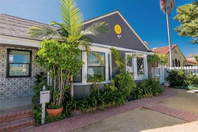 807 N Curson Avenue, Los Angeles (City), CA 90046 (#SR19199546) :: Keller Williams Realty, LA Harbor