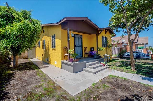 11319 Monitor Avenue, Los Angeles (City), CA 90059 (#DW19199191) :: The Laffins Real Estate Team