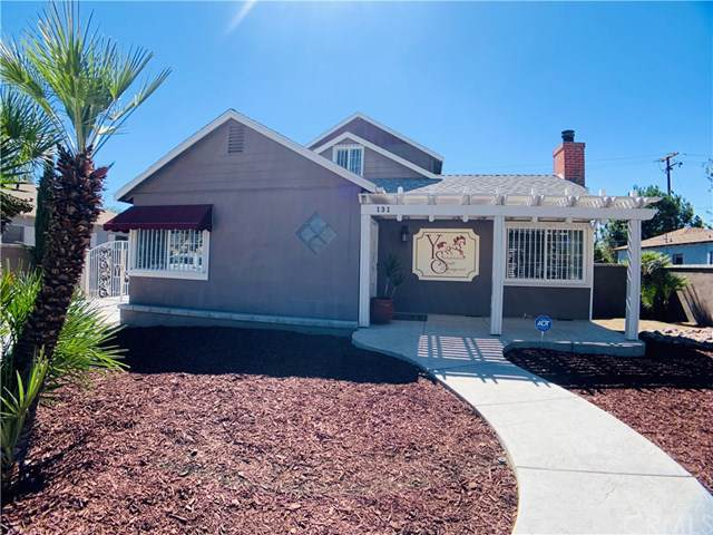 131 S Taylor Street, Hemet, CA 92543 (#SW19198389) :: Fred Sed Group