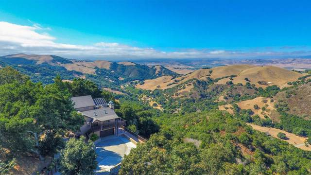 2755 Quinn Canyon Road, San Juan Bautista, CA 95045 (#ML81765576) :: Rogers Realty Group/Berkshire Hathaway HomeServices California Properties