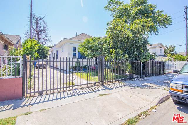 1510 E 21ST Street, Los Angeles (City), CA 90011 (#19502558) :: Keller Williams Realty, LA Harbor