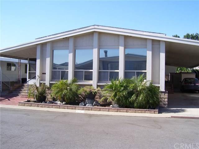 3800 Bradford #25, La Verne, CA 91750 (#CV19201196) :: Allison James Estates and Homes
