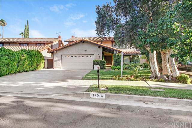 17016 Tennyson Place, Granada Hills, CA 91344 (#SR19201201) :: The Laffins Real Estate Team