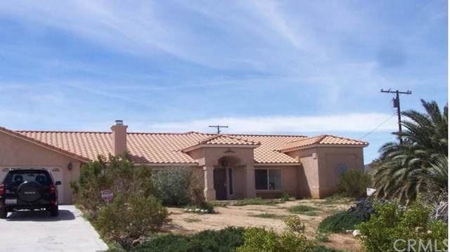 58215 Joshua Lane, Yucca Valley, CA 92284 (#IV19201257) :: J1 Realty Group