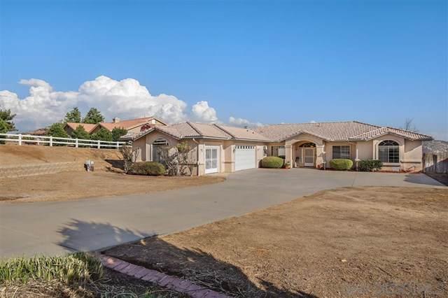250 Ramona Real, Ramona, CA 92065 (#190046746) :: Rogers Realty Group/Berkshire Hathaway HomeServices California Properties