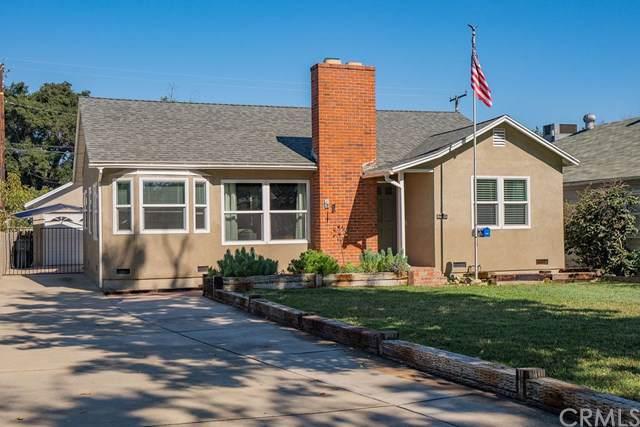288 S 3rd Avenue, Upland, CA 91786 (#CV19201169) :: The Laffins Real Estate Team