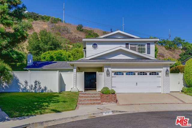 9701 Blantyre Drive, Beverly Hills, CA 90210 (#19501376) :: DSCVR Properties - Keller Williams