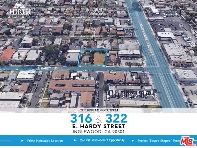 316 E Hardy Street, Inglewood, CA 90301 (#19502806) :: Allison James Estates and Homes